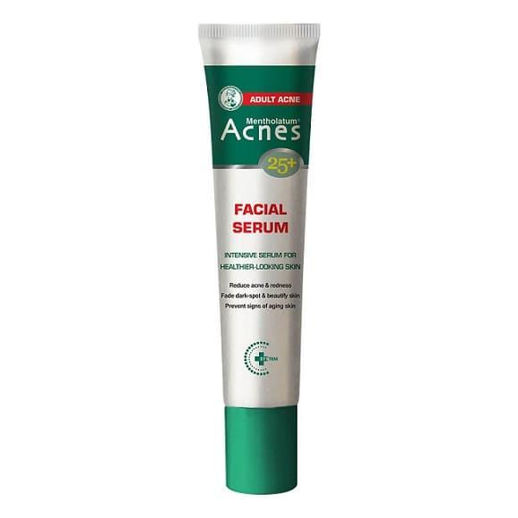 Sản phẩm serum trị mụn ẩn Acnes 25+ Facial