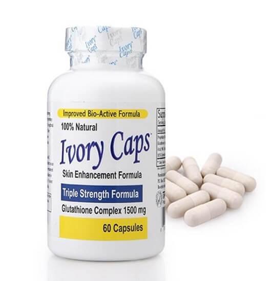 Sản phẩm viên uống Ivory Caps
