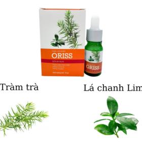 Serum mụn Oriss giúp tái tạo tế bào và giảm mụn hiệu quả