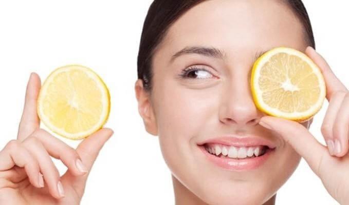 Sử dụng chanh để trị mụn đầu đen hiệu quả