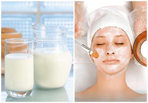 Sử dụng sữa chua để dưỡng trắng da cũng rất tốt cho da