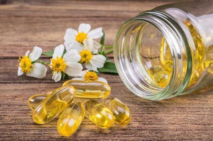 Sử dụng Vitamin E trị mụn an toàn và hiệu quả