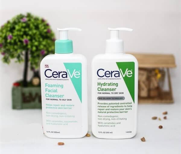 Sản phẩm Cerave giúp bảo vệ da