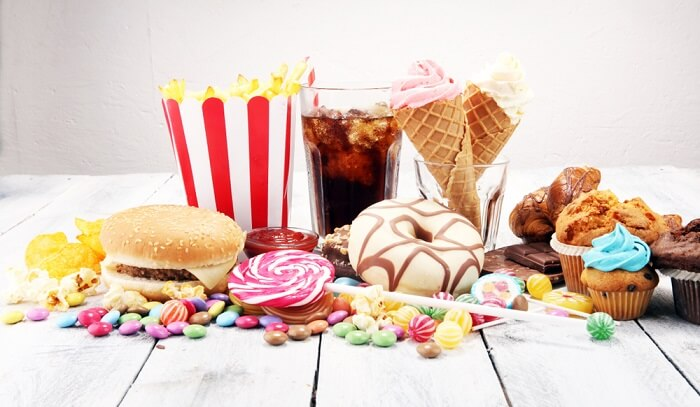 Thực phẩm chứa nhiều đường Fructose làm tăng hàm lượng acid uric trong máu