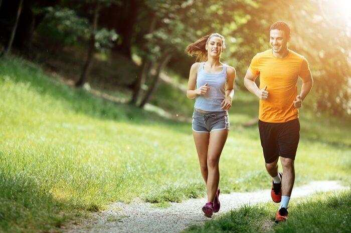 Thường xuyên tập thể dục tốt cho sức khỏe