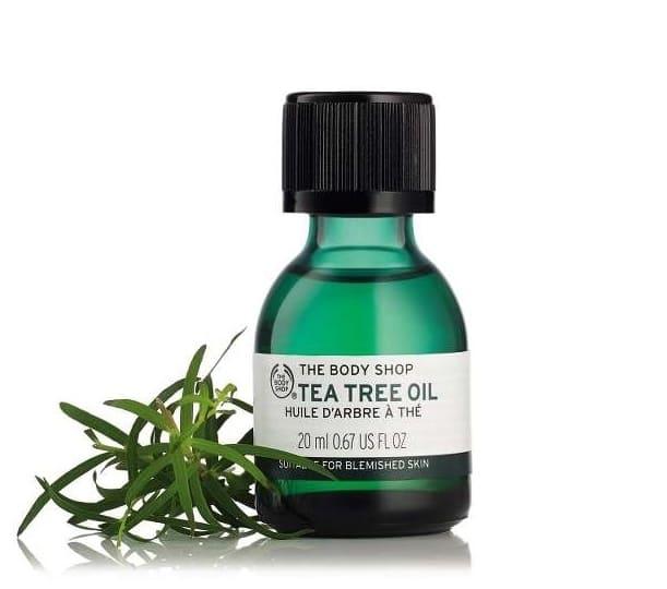 Tinh Chất Trị Mụn The Body Shop Tea Tree Oil