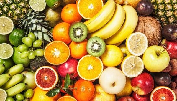 Trái cây chứa nhiều chất dinh dưỡng như chất xơ vitamin và khoáng chất