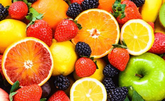 Trái cây cung cấp cho cơ thể nhiều Vitamin giúp đào thải acid uric tốt