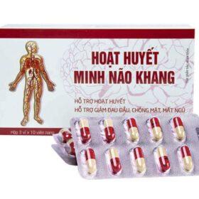 Viên uống Hoạt Huyết Minh Não Khang