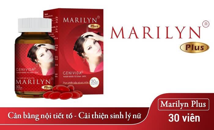 Sản phẩm viên uống Marilyn Plus