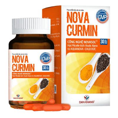 Novacurmin – người bạn tin cậy cho chứng đau dạ dày